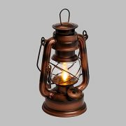LuminalPark-Lanterne-Old-Style-Color-cuivre-Antique--Batterie-H-19-cm-LED-Ambre-0-1