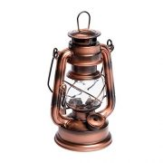 LuminalPark-Lanterne-Old-Style-Color-cuivre-Antique--Batterie-H-19-cm-LED-Ambre-0