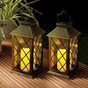 Tomshine-Lanterne-Solaire-LED-Lampe-solaire-extrieure-avec-Bougie-LED-Flamme-Fire-Effet-Sans-fil-portable-rechargeable-pour-Garden-Patio-Courtyard-Outdoor-Classe-nergtique-A-0-0