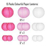 lampions-Smaluck-15-Packs-chinois-Lanterne-ronde-papier-Dcorations--suspendre-avec-assortiment-de-couleurs-et-de-tailles-pour-un-anniversaire-de-mariage-Mariage-Baby-Shower-Festival-Dcorations-de-fte-0-1