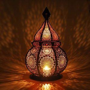 Gadgy-Lanterne-Marocaine-Decoration-Orientale-l-Soutient-Bougies-et-Lumires-lectriques-l-photophore-Intrieur-et-Extrieur-l-Rsistant-au-Vent-l-Lampe-Marocain-Arabe-l-36-x-215-cm-0