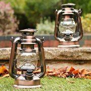 Lot-de-2-Lanterne-LED-Tempte-Lampe-Decorative-Vintage-Retro-Bronze--Pile-pour-Camping-Maison-Table-Dco-de-PK-Green-0-0