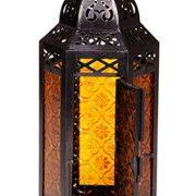 Petite-Lanterne-marocaine-dcorative-Liyana-30cm-orange-Photophore-marocain-pour-lextrieur-au-jardin-ou-lintrieur-sur-la-table-Lanternes-pour-bougie-dcoration-de-maison-orientale-0-0