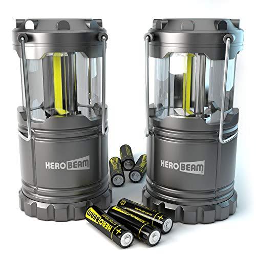 2-x-Lanterne-HeroBeam-LED-Technologie-COB-met-300-LUMENS-Lampe-de-Camping-Puissante-Parfait-pour-les-caravanes-les-cabanons-les-combles-les-garages-et-les-coupures-de-courant-Batteries-incluses-0