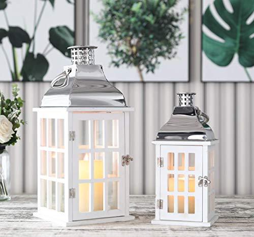 JHY-DESIGN-Ensemble-de-2-lanternes-dcoratives-0