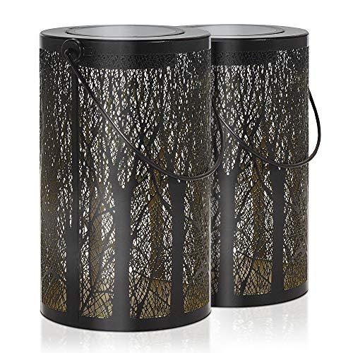 Gadgy-2-jeux-de-lanterne-solaire-exterieur-pour-les-dcorations-de-jardin-eclairage-jardin-dcorative-avec-reflet-darbre-Ornements-suspendus-de-table-ou-de-sol-tanches-0
