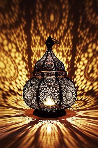 Lanterne-orientale-en-mtal-30-cm-Lanterne-marocaine-orientale-Lanterne-en-mtal-marocaine-pour-lextrieur-comme-lanterne-de-jardin-ou–lintrieur-comme-lanterne-de-table-0
