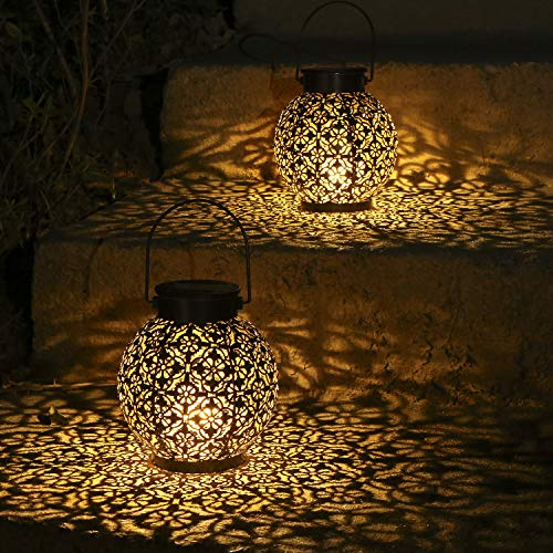 Lanterne-Solaire-Tomshine-2-pices-LED-Lampe-lanterne-extrieure-Etanche-IP44-Sans-fil-Rechargeable-pour-Garden-Patio-Courtyard-Extrieur-Classe-nergtique-A-0